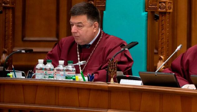 Тупицький не збирається йти у відставку