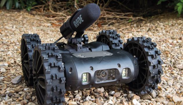Франція закупила мікророботів для розвідки
