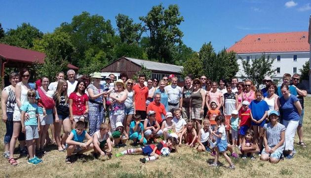 Українці в Угорщині відсвяткували День сім'ї