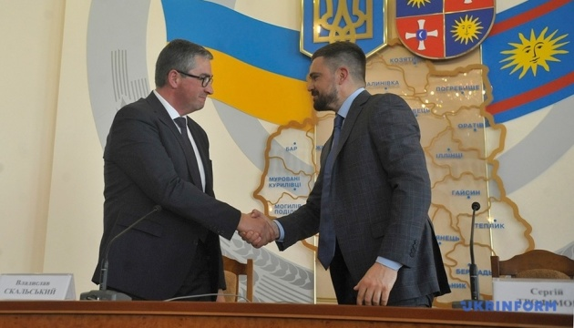 President appoints new head of Vinnytsia Regional Administration