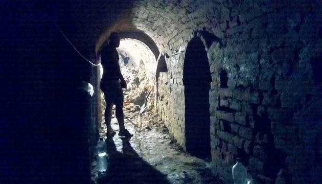 На Хмельниччині туристів хочуть пустити в підземелля ХVIII століття