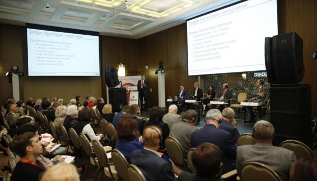 В Киеве состоялся международный форум по вопросам компонентов и препаратов крови