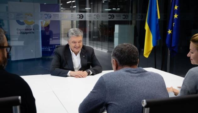 Политзаключенный Панов: Российские СМИ называли Порошенко
