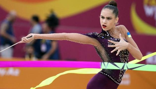 Украинская грация Никольченко завоевала свою первую медаль чемпионата мира