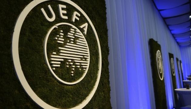 Украина потеряла 1 позицию в таблице коэффициентов УЕФА