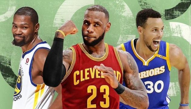 Леброн Джеймс возглавил рейтинг ESPN лучших игроков НБА за 10 лет