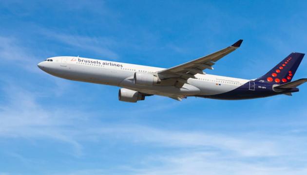 Brussels Airlines закроет свой единственный маршрут в Украину