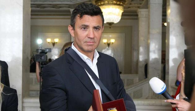 Тищенко очолив Закарпатську організацію «Слуги народу»