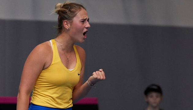 Марта Костюк побореться за титул 60-тисячника ITF у Сен-Мало