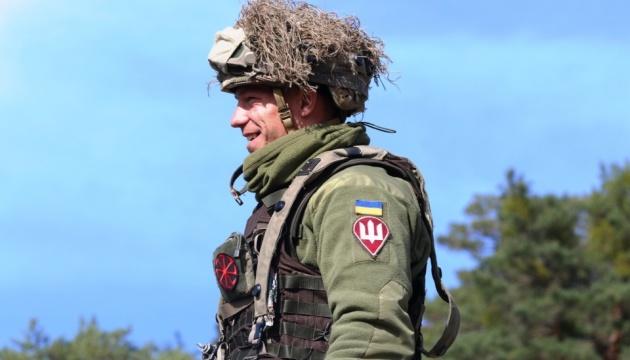 Saber Junction: українські десантники виступають за BLUFOR разом зі 173-ю бригадою США