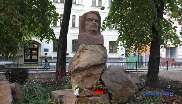 В Киеве открыли бюст Оноре де Бальзака