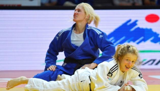 Українка Черняк виграла «бронзу» на Гран-прі з дзюдо