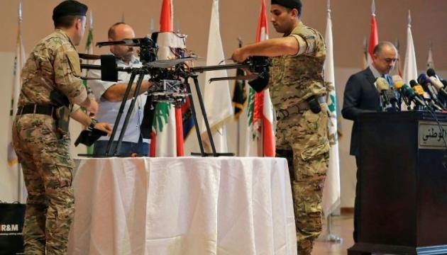 Ливан показал беспилотники, якобы использованные Израилем во время удара по Бейруту