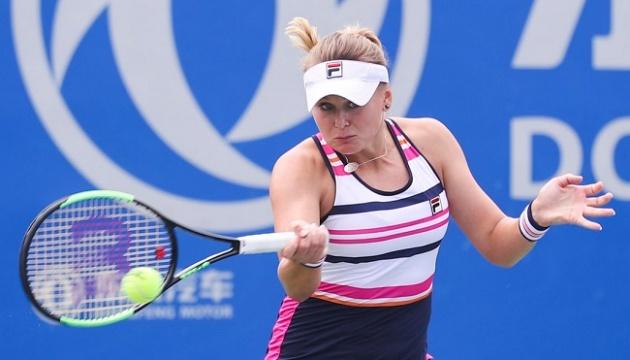 Козлова пробилася до основної сітки турніру WTA в Ухані