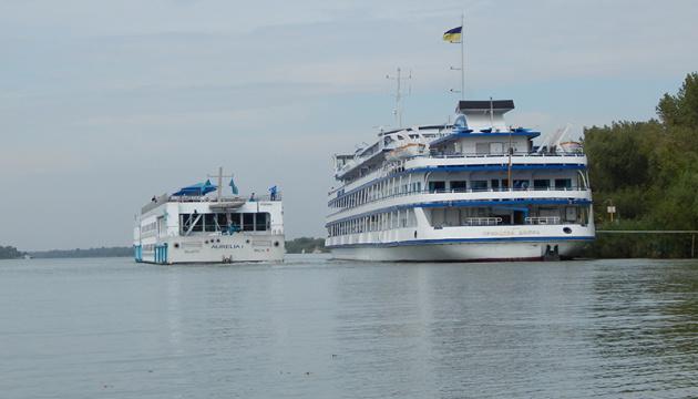 В этом году Вилково уже посетили 33 круизных судна