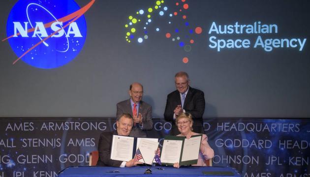 Австралія досліджуватиме Місяць і Марс разом з NASA
