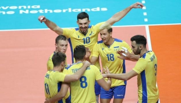 Українець Семенюк - кращий блокуючий гравець ЧЄ з волейболу