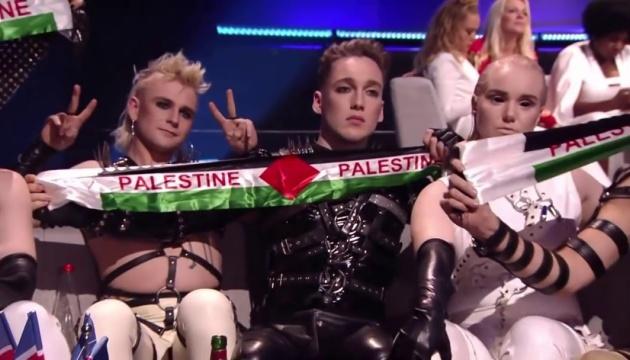 Исландия выплатит штраф за провокацию на Евровидении-2019