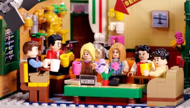 Lego посвятил конструктор 25-летию сериала