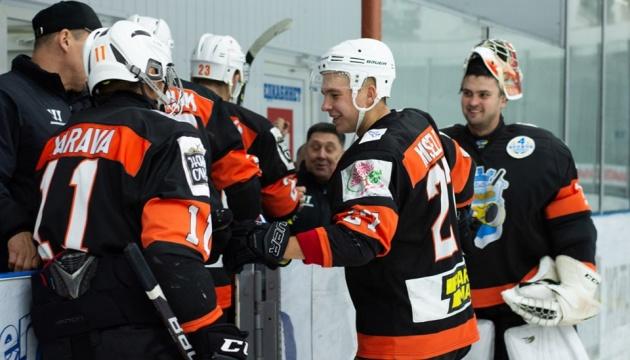 «Кременчук» і «Дніпро» здобули чергові перемоги в УХЛ