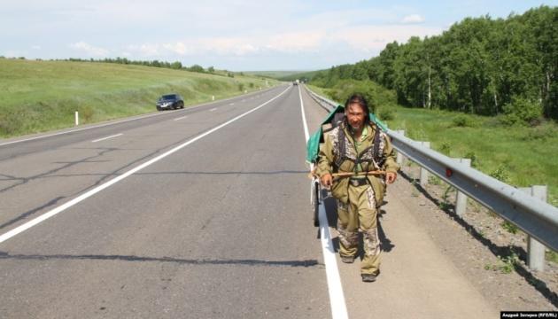 Якутский шаман снова идет в Москву изгонять Путина