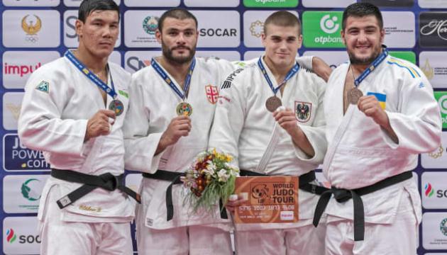 Український дзюдоїст Хаммо виграв
