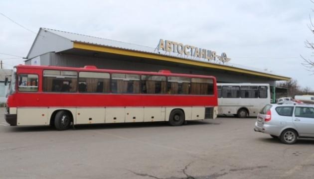 На Херсонщині оптимізують схему автобусних перевезень з врахуванням ОТГ