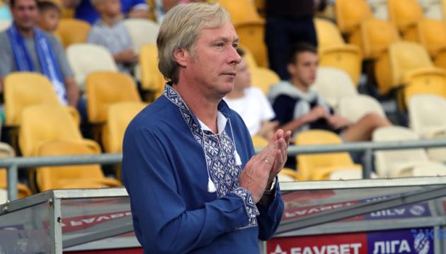 Dynamo Kyjiw entlässt Cheftrainer Mychajlytschenko