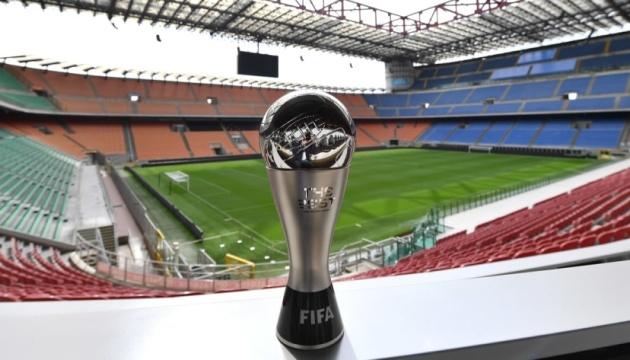 ФІФА сьогодні назве кращого гравця року