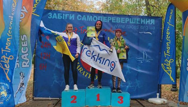 Шевченко і Ткачук - чемпіони України з 24-годинного бігу