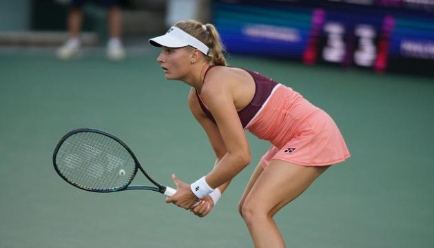 Ястремська завершила виступ в парному розряді турніру WTA Premier 5 в Ухані