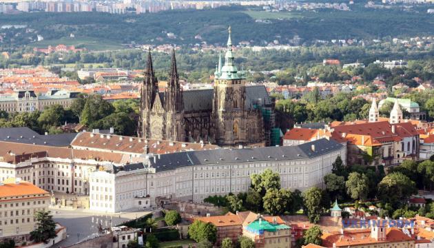 В сети появился видеопутеводитель по украинским местам Праги