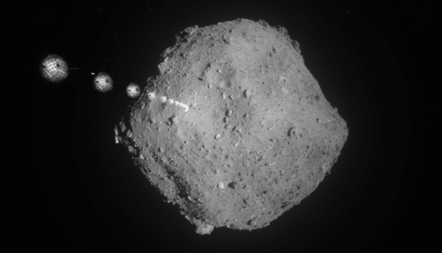 Японія готує нову висадку на поверхню астероїда Рюгу