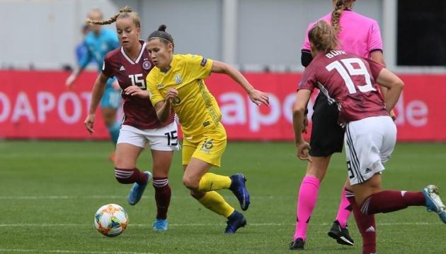Матч Німеччина - Україна відбору жіночого Євро-2021 з футболу пройде в Ахені