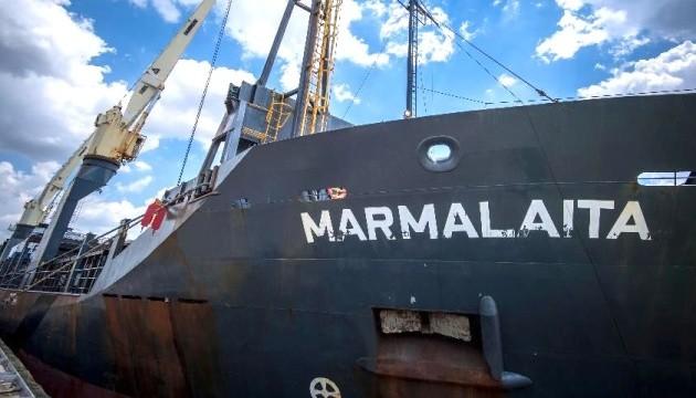 Освобожденные моряки с судна Marmalaita уже в Германии