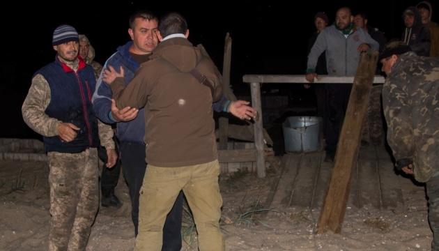 На Одещині вдруге напали на охоронців нацпарку