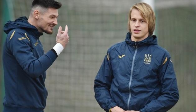 Шабанов викликаний в збірну України на матчі проти Литви і Португалії
