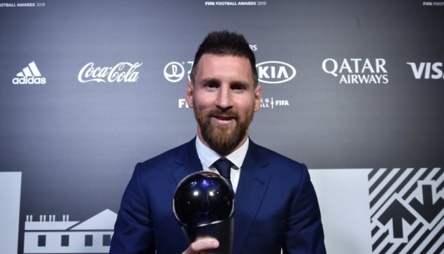 Мессі став найкращим футболістом року за версією ФІФА