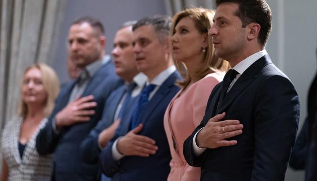 Зеленський у США запевнив діаспору, що боронитиме Україну - президент УККА