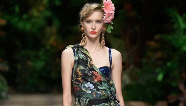 Fashion Week de Milan: les Ukrainiennes conquièrent le podium (photos)