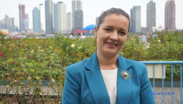 Скалецька закликає приєднатися до флешмобу проти самогубств