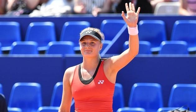 Ястремська вийшла до третього кола тенісного турніру в Ухані