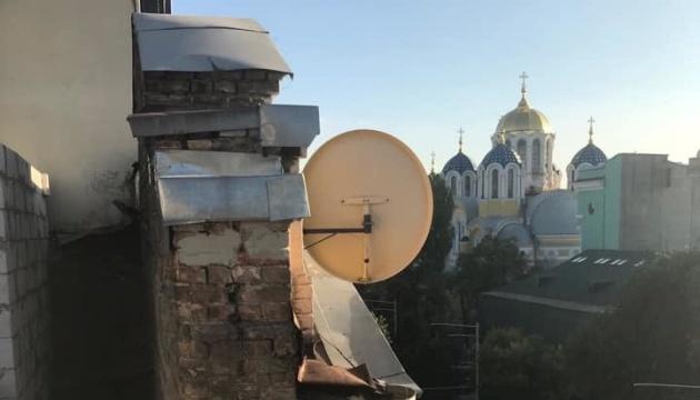 В Киеве запретили надстраивать этаж исторического дома на Леонтовича