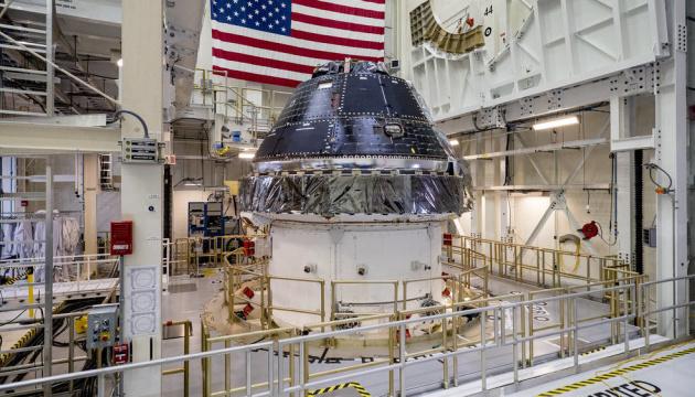 NASA обрала компанію, яка будуватиме космічні кораблі для місії на Місяць