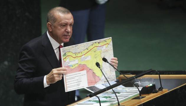 Эрдоган в ООН рассказал, как видит преодоление гуманитарного кризиса в Сирии