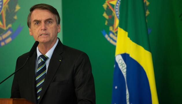 Бразильський президент вдруге отримав позитивний тест на COVID-19