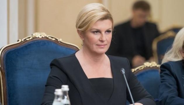 Хорватія підтримує реформу ООН – президент