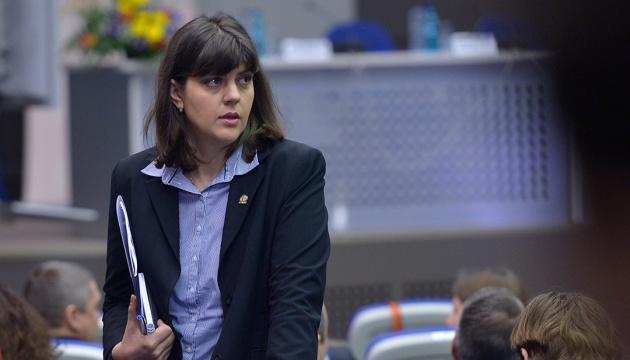 Главным прокурором ЕС стала Лаура Ковеши