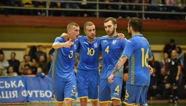 Украинские футзалисты заняли 2 место на турнире в Ивано-Франковске