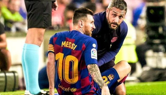 """Вальверде розповів про причини заміни Мессі в матчі """"Барселона"""" - """"Вільярреал"""""""